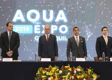 Camaroneros del continente se dan cita en AQUA EXPO 2019