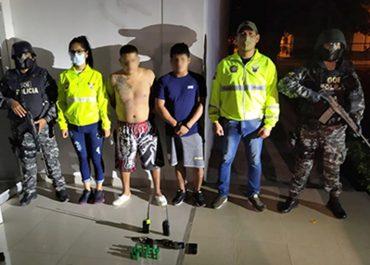 Detienen a líder de organización delictiva que operaba  en el Golfo de Guayaquil
