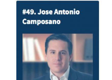 JOSÉ ANTONIO CAMPOSANO ENTRE LOS 50 EJECUTIVOS MÁS INFLUYENTES DE LA INDUSTRIA ACUICULTURA MUNDIAL