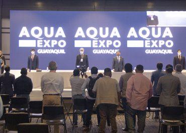 Guayaquil reúne lo mejor de la industria acuícola mundial en AQUA EXPO 2020